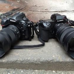 Nikon D850 and Panasonic S1R